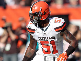 Rapoport: Jamie Collins' deal set to eclipse Luke Kuechly's