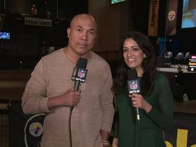 Watch: Hines Ward: I would love to see Falcons and Steelers in Super Bowl