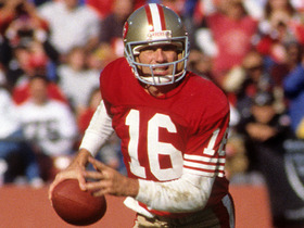 Watch: Joe Montana 'Top 10' Clutch Quarterbacks of All Time