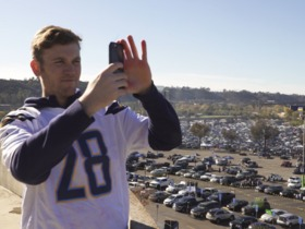 Watch: Dave Grunfeld visits Qualcomm Stadium for the first and last time