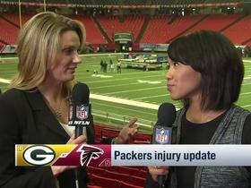 Watch: How might injuries impact NFC Championship Game?