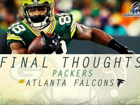 Watch: Packers at Falcons: Final Thoughts