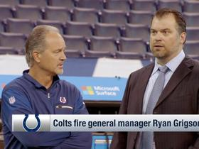 Watch: Ian Rapoport: Ryan Grigson-Chuck Pagano relationship didn't work