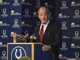 Watch: Grigson Fired: Irsay Full Press Conference