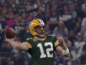 What makes Aaron Rodgers so unstoppable?