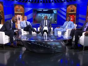 Watch: Players Only: Reflecting on championship memories