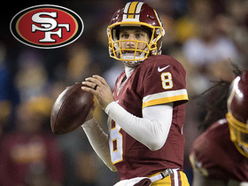 Watch: Rapoport: Niners plan to make run at Kirk Cousins