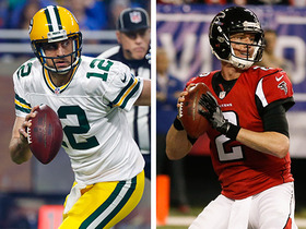 Watch: Championship stat projections for Rodgers and Ryan
