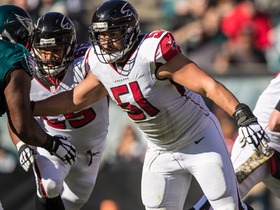 Watch: What is Alex Mack's impact on the Falcons offensive line?