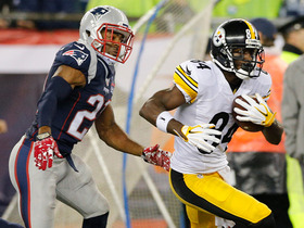 Will Patriots be able to slow down Antonio Brown?