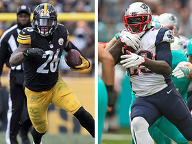 Watch: Tale of the Tape: Steelers vs. Patriots