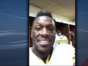 Watch: Players Only: Would you have a problem with Antonio Brown?