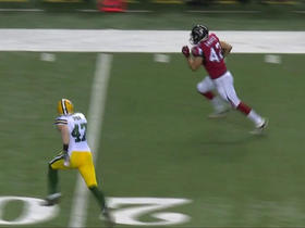 Watch: Matt Ryan finds a wide open Patrick DiMarco on play action for 31 yards
