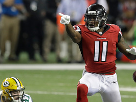 Watch: Julio Jones unreal catch sets up Devonta Freeman TD