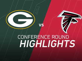 Watch: NFC Championship: Packers vs. Falcons highlights