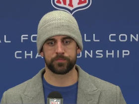 Aaron Rodgers: We just played a hot team