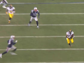 Watch: Ben Roethlisberger finds Eli Rogers wide open for 16-yard first down