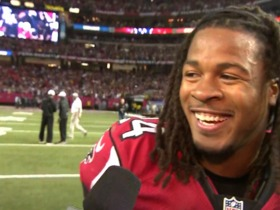 Watch: Devonta Freeman: