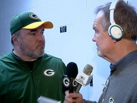 Watch: Mike McCarthy 1-on-1: 'You hate to see it end'