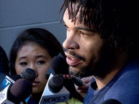 Watch: Julius Peppers: 'We just didn't play well'