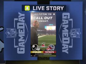 Watch: Gameday Prime Snapchat Story: Championship