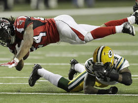 Is there any weakness on the Falcons offense?