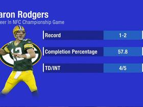 Watch: Billick: Rodgers deserves credit, but it wasn't enough
