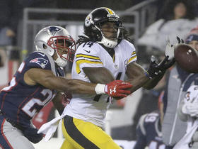 Watch: Steelers have crucial drops in AFC Championship