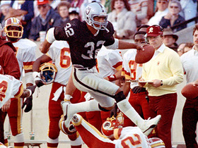 Watch: Legends of the Super Bowl: Marcus Allen