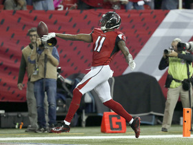 Watch: Ultimate Highlight Divisional Playoffs: Julio Jones turns on the jets