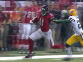 Watch: Julio Jones Touchdown German Call