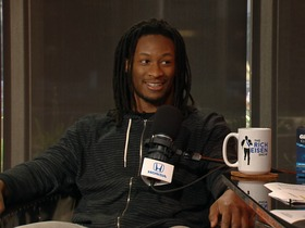 Watch: Todd Gurley explains why he's rooting for the New England Patriots in Super Bowl LI