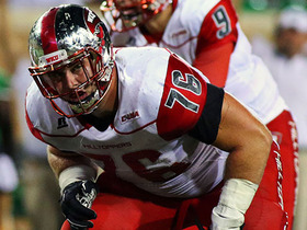 Watch: Mayock on Forrest Lamp: 'May be my favorite guy in this draft'