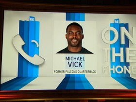 Watch: Michael Vick explains why he hasn't filed retirement papers
