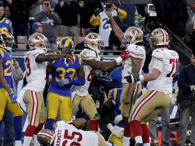 Watch: 49ers Top 10 Plays of 2016