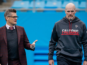 Watch: Thomas Dimitroff: Dan Quinn was crystal clear on what he wanted