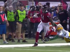 Watch: Julio Jones Insane TD Brazil