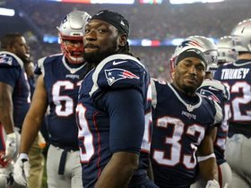 Palmer: LeGarrette Blount's effect is 'much-needed' for Patriots