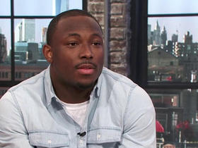 LeSean McCoy 'wanted to prove' Eagles wrong in 2016