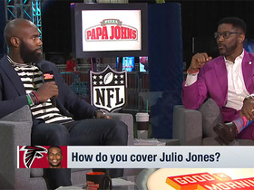Is there a way to cover Julio Jones?