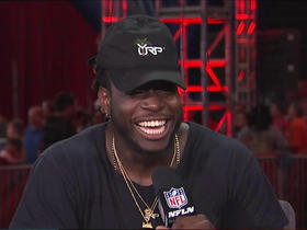 Jay Ajayi joins 'Players Only'
