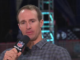 Drew Brees praises Dak Prescott and Ezekiel Elliott