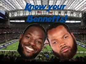 Know your Bennetts: Marty or Michael?