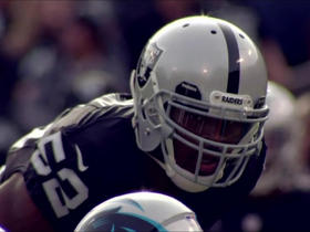Khalil Mack wins NFL Defensive Player of the Year