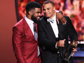 Dak asks for knife: Let's cut this award in half