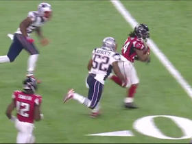 Watch: Wide-open Devonta Freeman has all kinds of room, runs for 39 yards