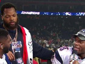 Michael Bennett: Never doubted Patriots, knew they'd win by TD