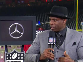 Deion Sanders: Not Matt Ryan's fault that Falcons lost