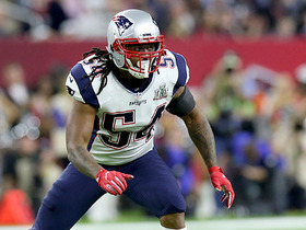Rosenthal: Hightower key to Patriots' last two Super Bowl wins