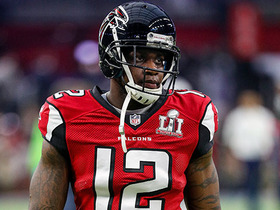 'Sound FX': Mohamed Sanu predicts Tom Brady pick-six